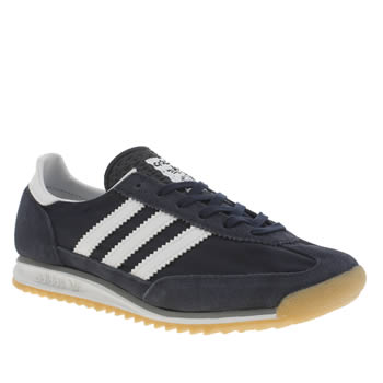 Adidas Navy Sl 72 Womens Trainers