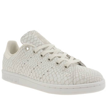 Adidas Stone Stan Smith Snake Trainers