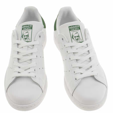 Adidas Stan Smith Green Women