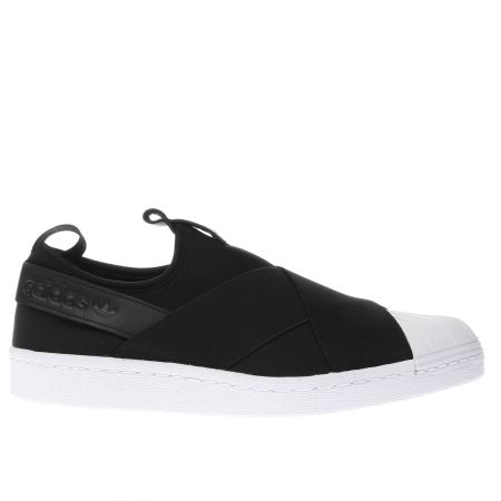 Adidas Superstar Womens Slip On