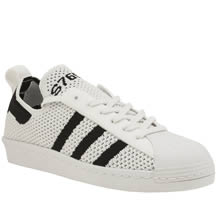 Adidas White & Black Superstar 80s Pack Womens Trainers