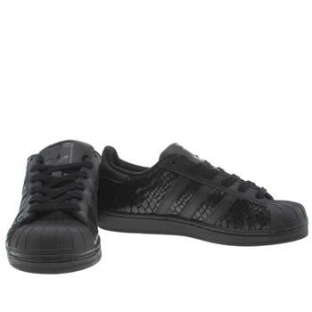 Superstar Adidas Black Women