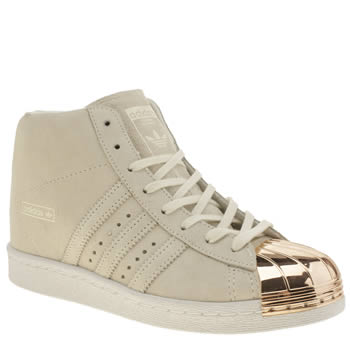 Adidas Stone Superstar Up Metal Toe Trainers