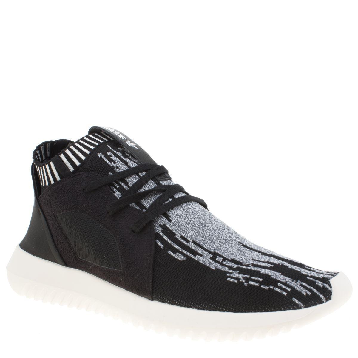 Tubular Adidas Black And White