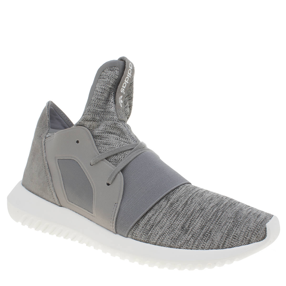 adidas gray trainers