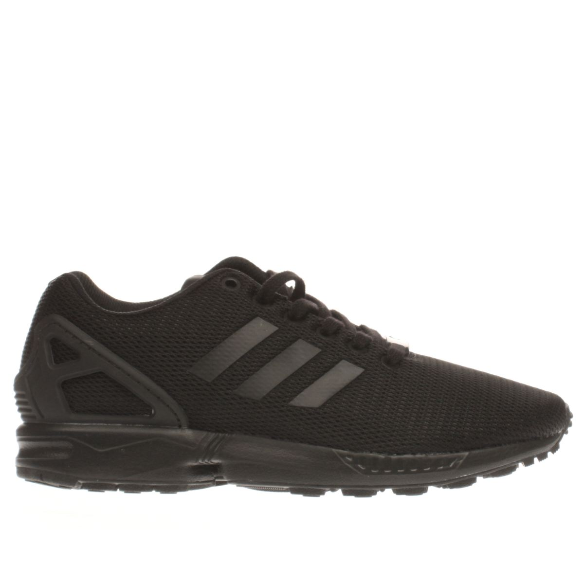 Adidas Flux Black And Grey