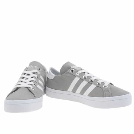 adidas court vantage shoes grey