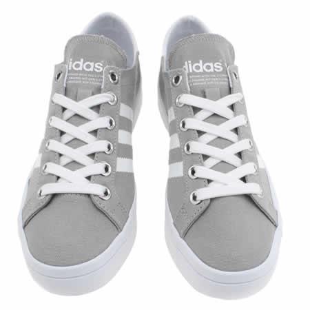 Adidas Court Vantage Grey