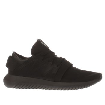 Adidas Black Tubular Viral Trainers