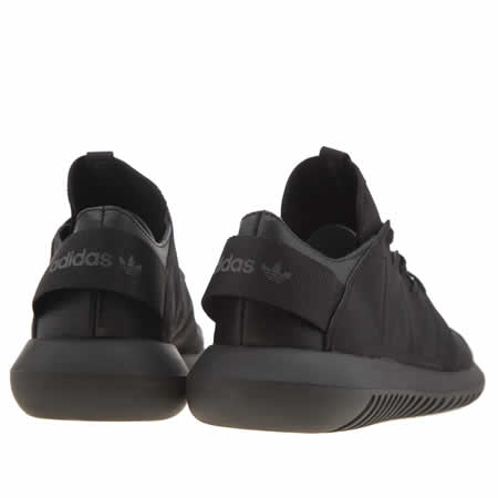 adidas Women's Tubular Viral Knit (White Grey) KicksUSA