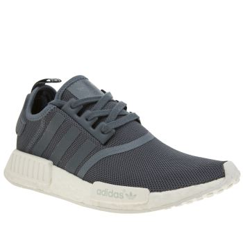 Adidas Navy Nmd Runner Trainers