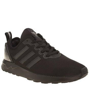 Adidas Black Zx Flux Adv Womens Trainers