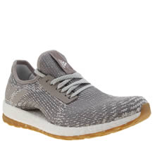 Adidas Grey Mauve Pureboost X Womens Trainers