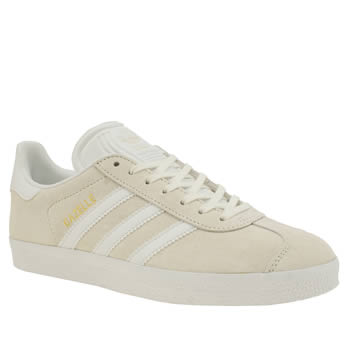 Adidas Stone Gazelle Suede Trainers