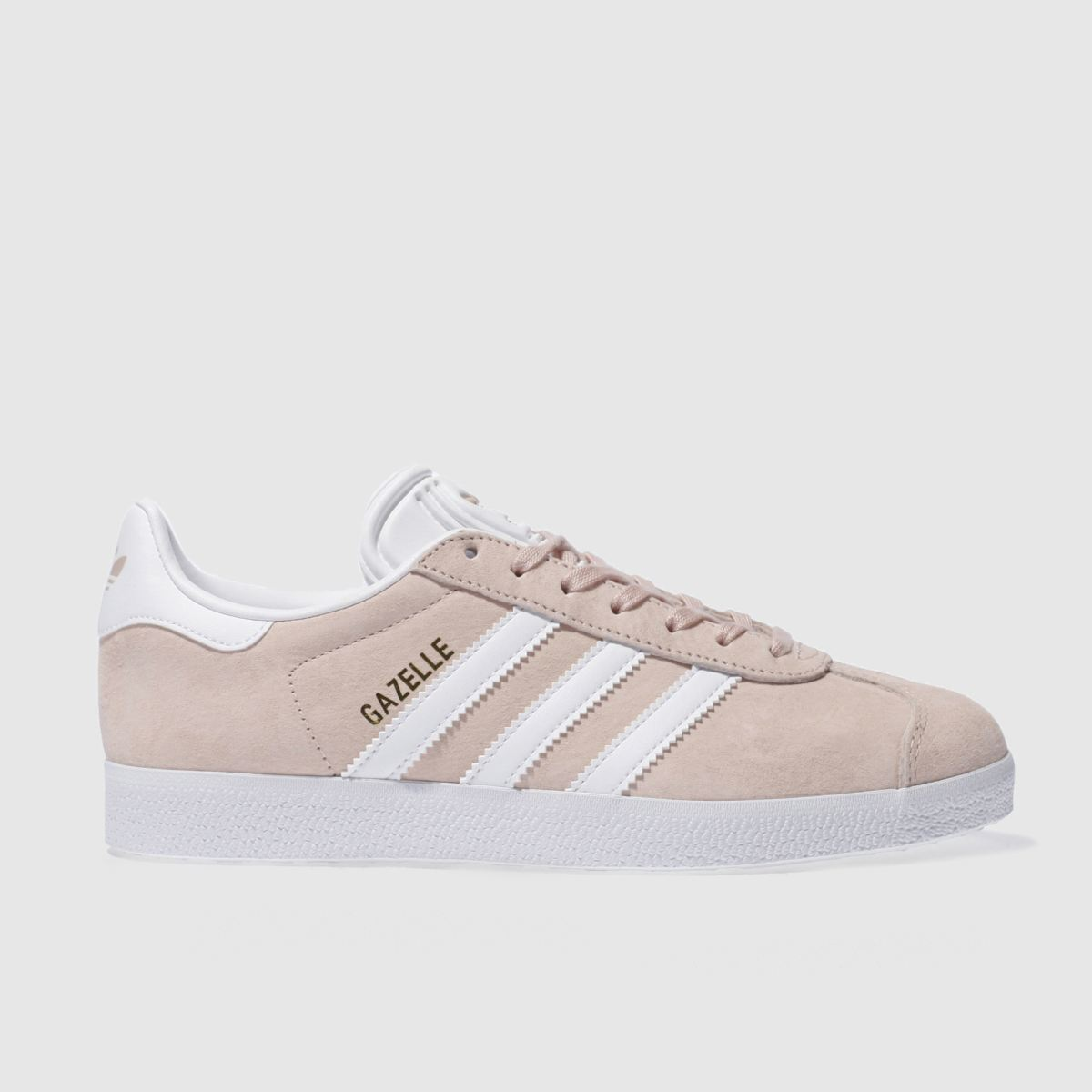 ladies adidas gazelle pink
