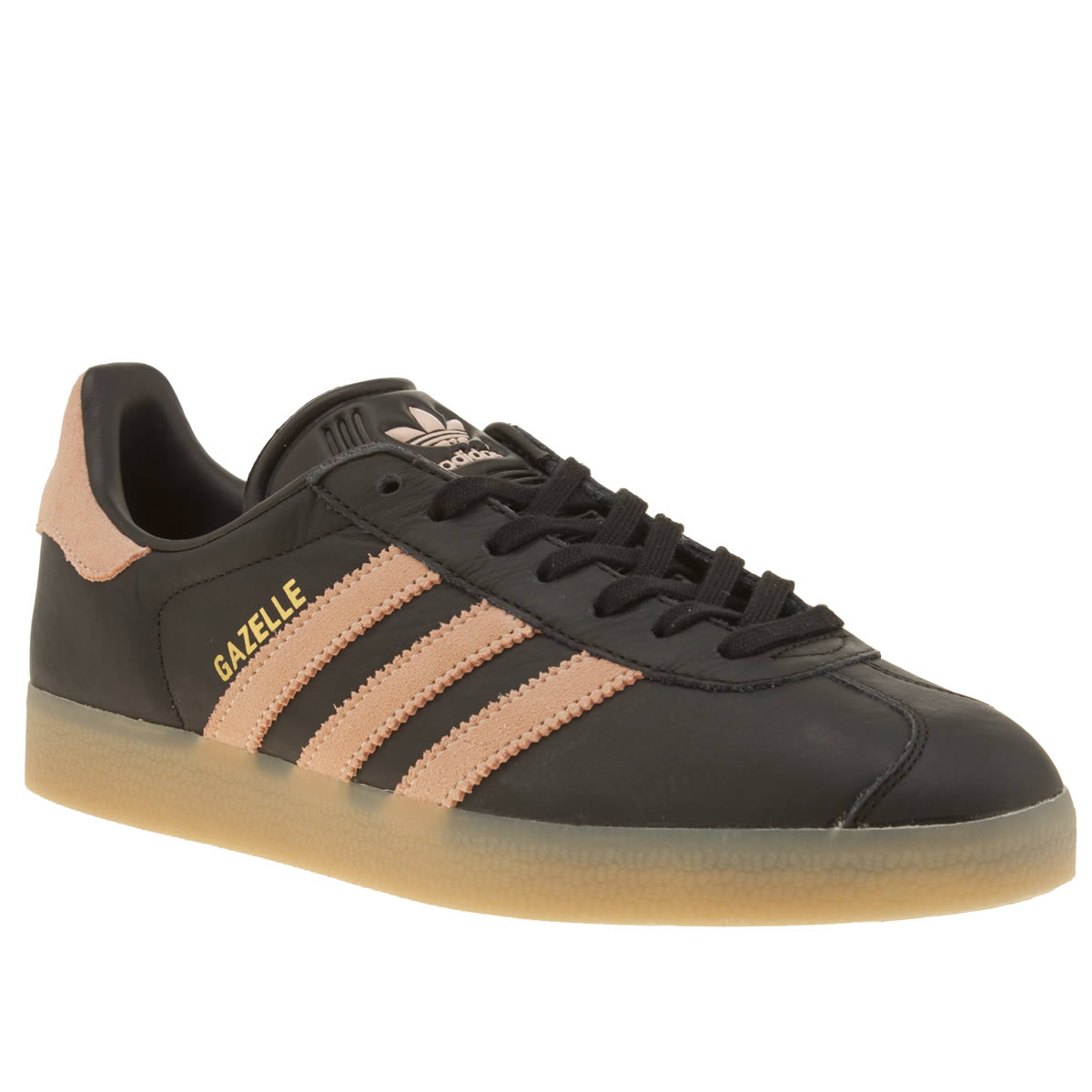 black and pink gazelles