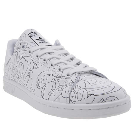 adidas stan smith rita ora paint 1