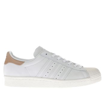 ADIDAS STONE SUPERSTAR 80S TRAINERS