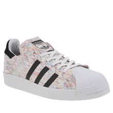 Adidas Multi Superstar 80s Pack Primeknit Womens Trainers