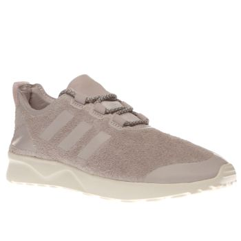 Adidas Lilac Zx Flux Adv Verve Womens Trainers