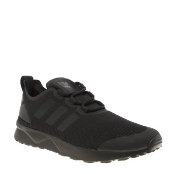 Adidas Black Zx Flux Adv Verve Womens Trainers