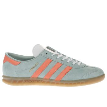 Adidas Light Green HAMBURG Trainers
