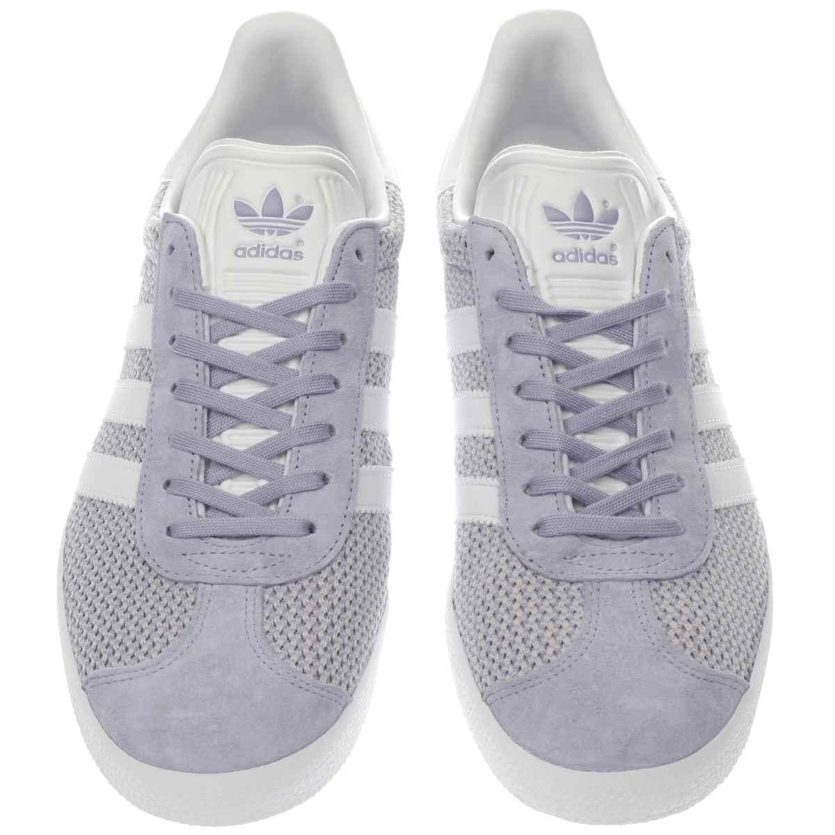 lilac adidas gazelle