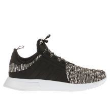 Adidas Black & White X_plr Stripes Womens Trainers