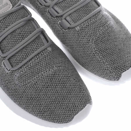 Adidas Tubular Shadow Grey Knit
