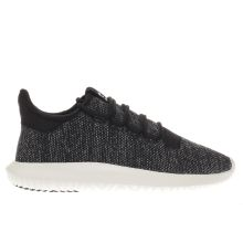 Adidas Core Black Tubular Shadow 3d Knit Womens Trainers