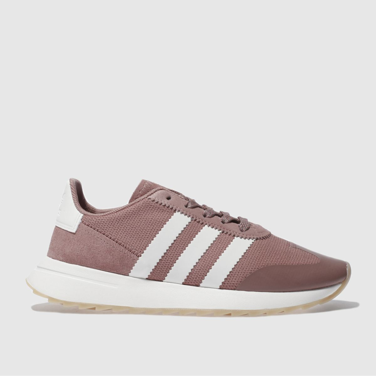 adidas pale pink flb trainers