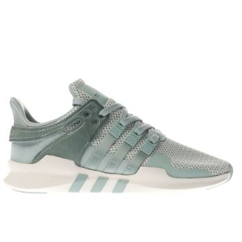 Adidas Green Eqt Support Adv Womens Trainers