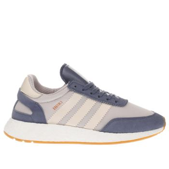 Adidas Purple Iniki Runner Womens Trainers
