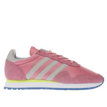 Adidas Pink Haven Trainers