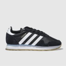 Adidas Black & White Haven Womens Trainers
