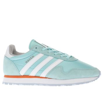 Adidas Green Haven Womens Trainers