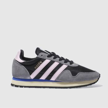 Adidas Black Haven Womens Trainers