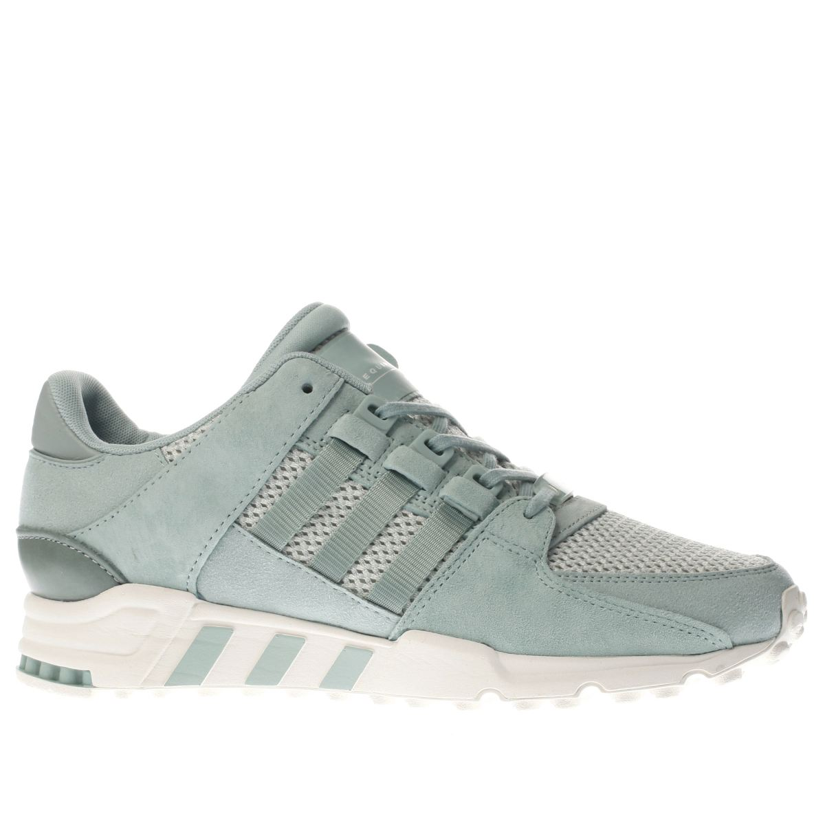 adidas light teal eqt support rf trainers