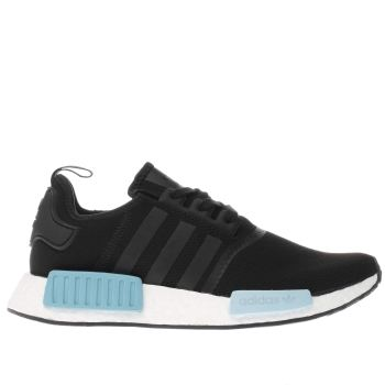 Adidas Black Nmd_R1 Womens Trainers