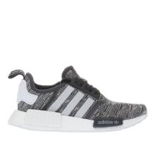 Adidas Black & Grey Nmd R1 Womens Trainers