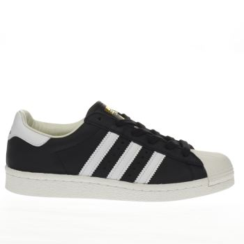 Adidas Black Superstar Boost Womens Trainers
