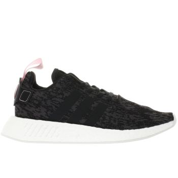 Adidas Black Nmd_R2 Womens Trainers