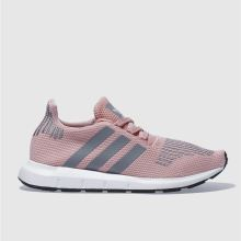 Adidas Pale Pink Swift Run Womens Trainers