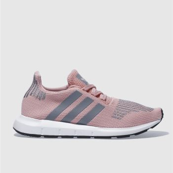 Adidas Pink Swift Run Damen Sneaker