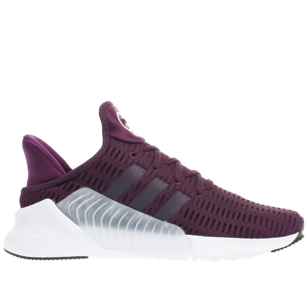 adidas purple climacool 02/17 trainers