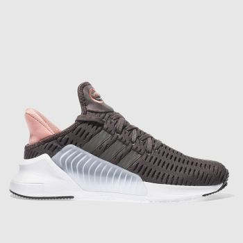 Adidas Brown Climacool 02/17 Womens Trainers