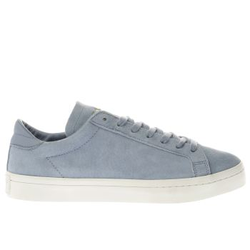 Adidas Blue Court Vantage Womens Trainers