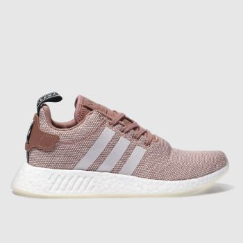 Adidas Pink Nmd_R2 Womens Trainers