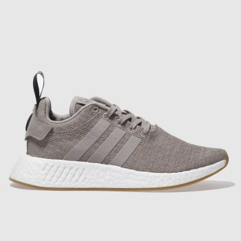 Adidas Brown Nmd_R2 Womens Trainers