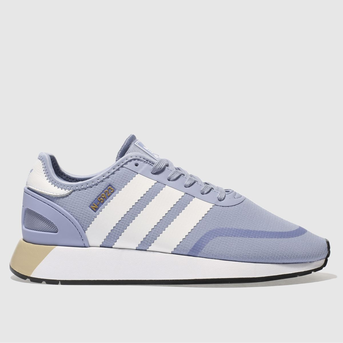 Adidas Pale Blue N-5923 Trainers